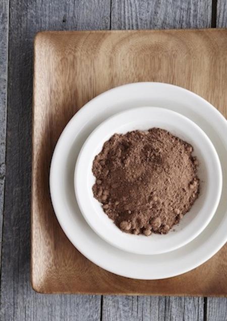Fair Trade, organic cocoa powder from FUNDOPO Cooperative in the Dominican Republic