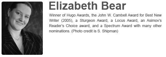 Elizabeth Bear's Website