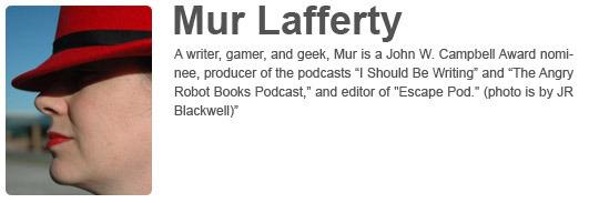 Mur Lafferty's Website