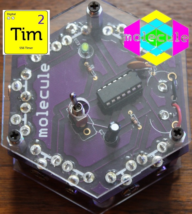 Sound Generator - Digital - 556 Timer