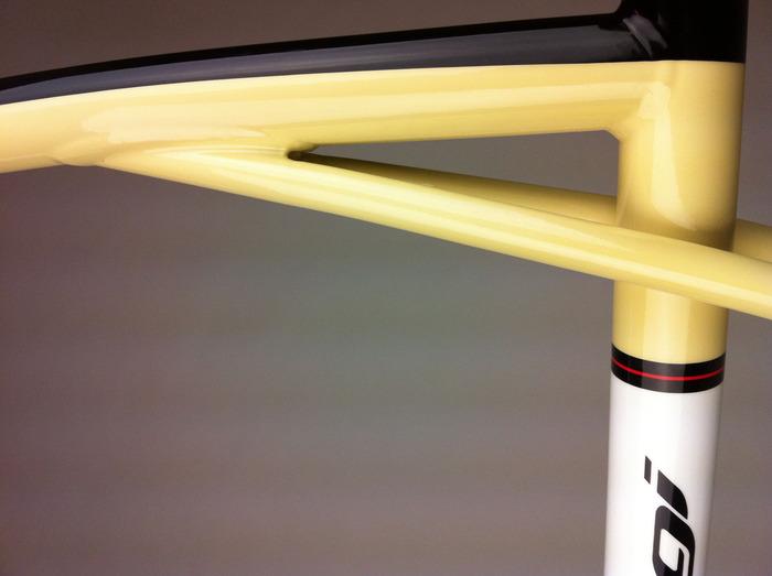 Premium steel tubing adds durability to comfort.