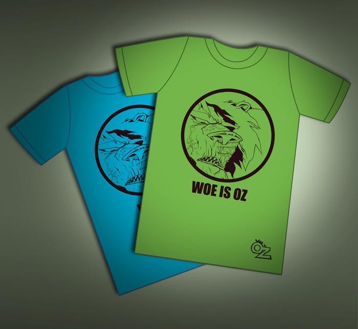 If I only had a....Shirt!  (**shirt design not final)