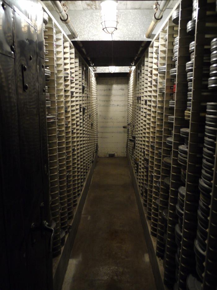 The SPPN Film Vault