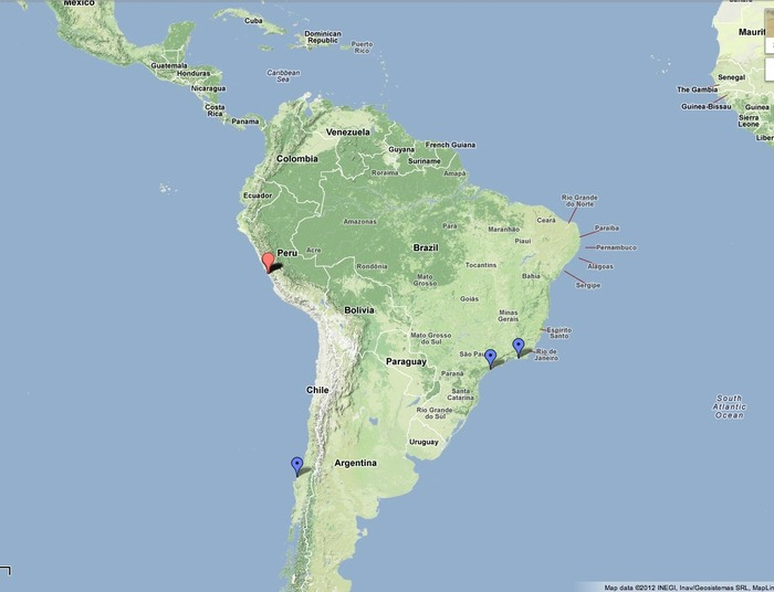 South American Countries to Visit