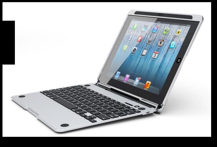 CruxSKUNK - Powerful iPad® Laptop