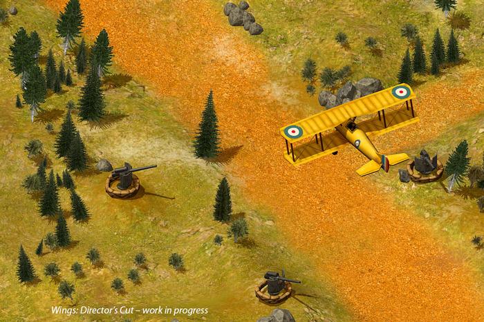 target in-game screenshot (subject to change)