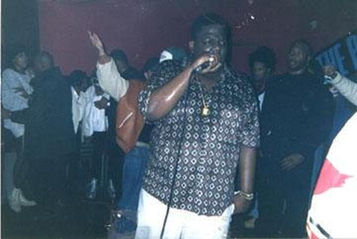 NOTORIOUS B.I.G. Live @ Jamaica House