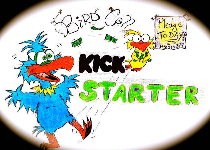 Luckl KICK STARTS Speck into action!