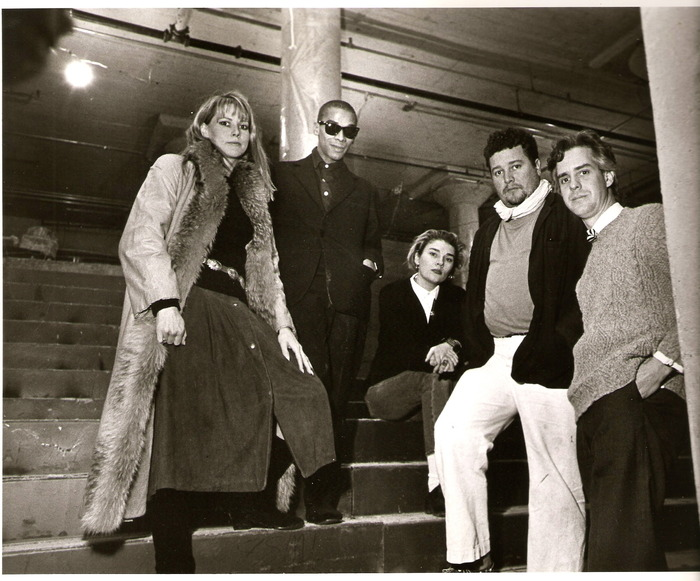 Founding Team - Christina de Limur, Philippe Krootchey, Edwige, Philippe Starck and Blake Woodall