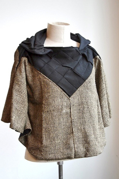 THE GREAT ES-CAPE: a winter cape by Heather Treadway