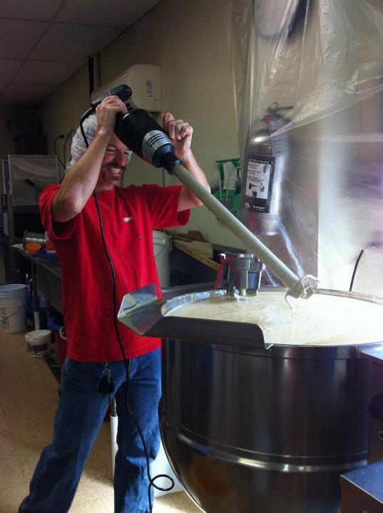 Manufacturing Oh My Garlic! Sauce