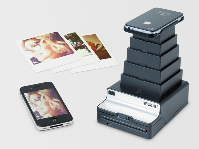 Finally analog instant photos from your favorite digital images!