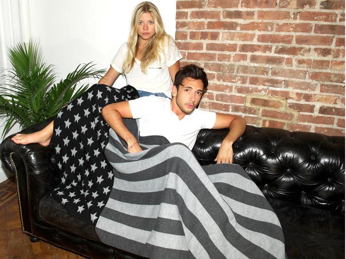 The Votary / BCG Blanket (VNY1015 Flag Blanket)