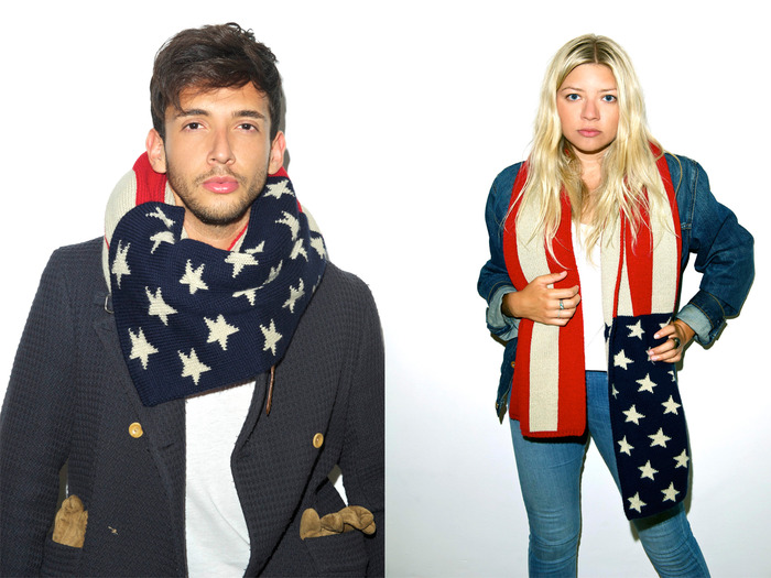 The Votary / Classic (VNY1000 Flag Scarf)