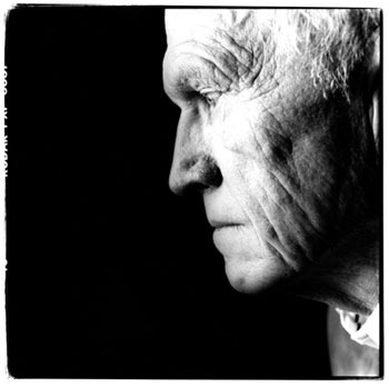 Frank Borman by Steve Pyke