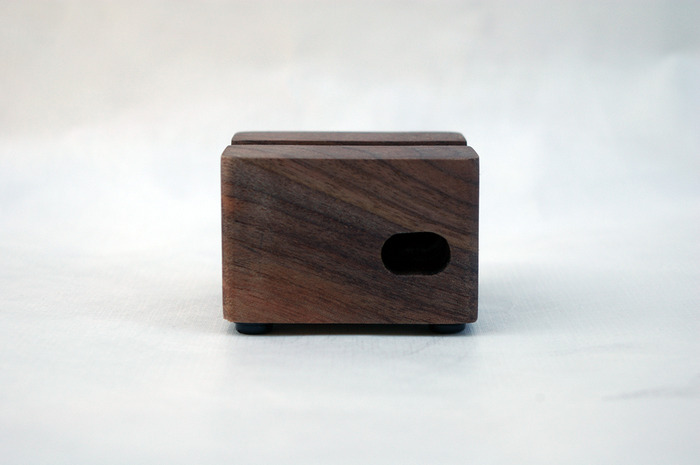 Walnut - looks great with a white phone
