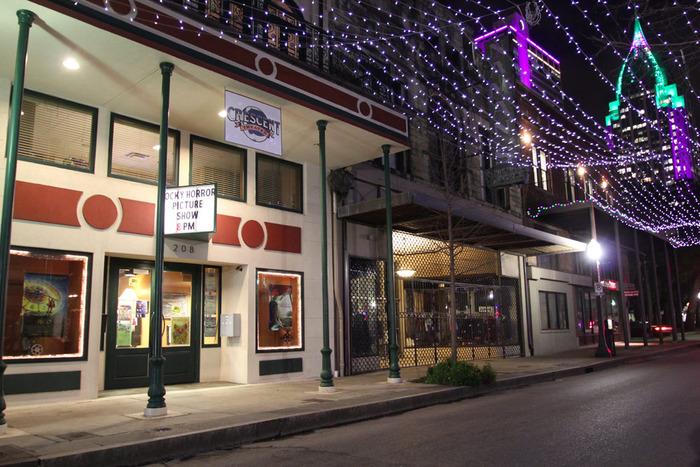 Crescent Theater in the 2012 Mardi Gras Season