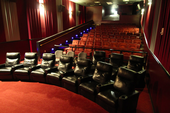 Crescent Theater interior