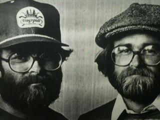 Jim and Art Mitchell, circa 1970s