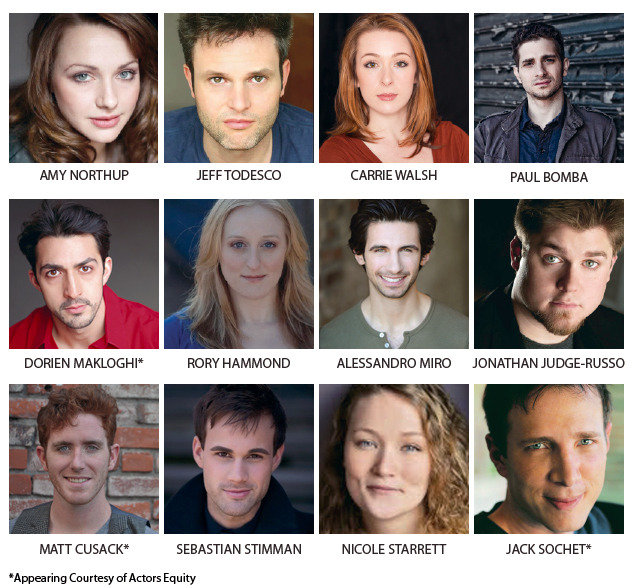 ANIMUS Theatre Company Members