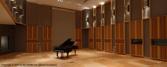 Fraser Recording Studio (WGBH Boston)