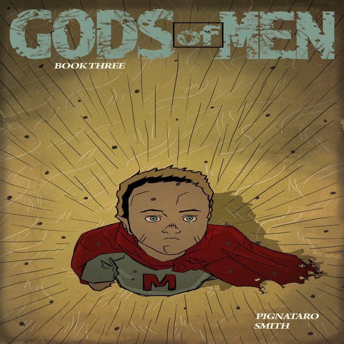 Gods of Men #3 Cover