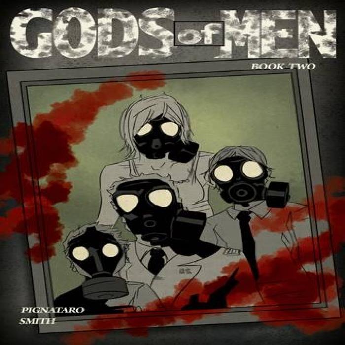 Gods of Men #2 Cover