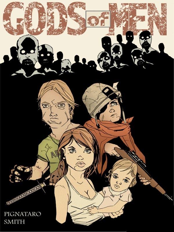 Gods of Men #1 Cover