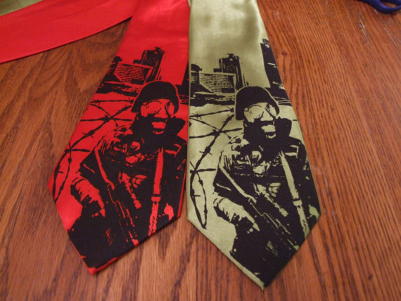 These are the sweet FECA Future Silk Ties available to some pledge levels.
