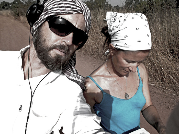 Jason Florio & Helen Jones-Florio - The Gambia, West Africa, 2009