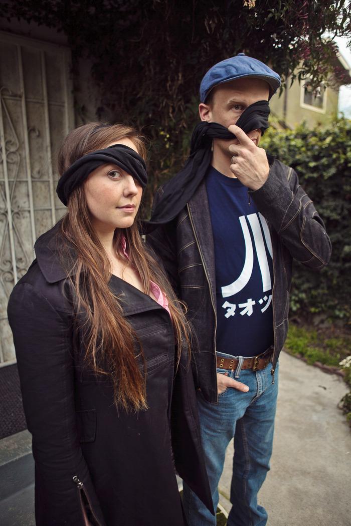 Josh and Rebecca Tickell- The Big Fix- Blindfold Mag Volume 2