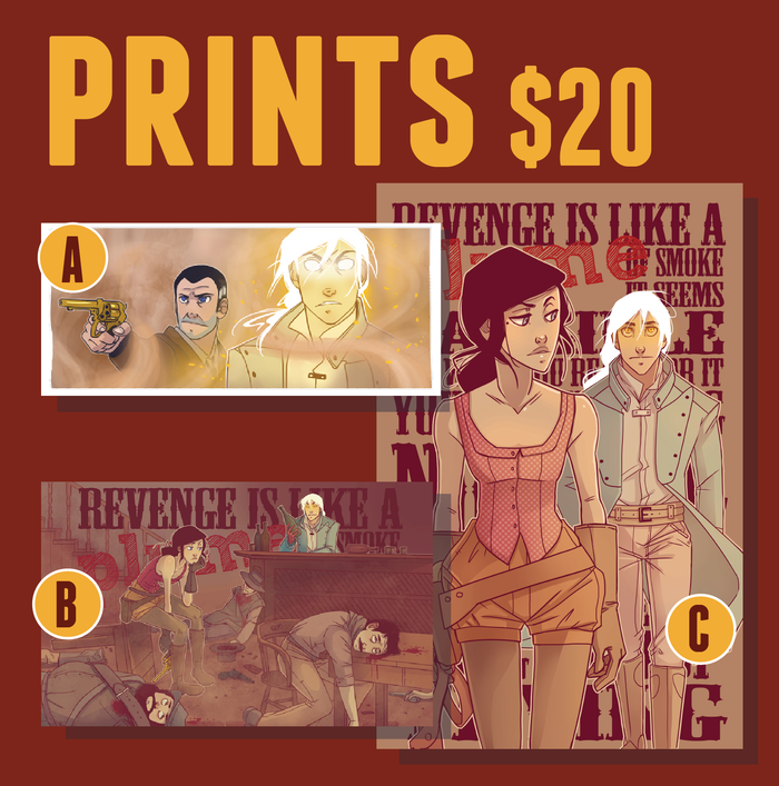 SCROLL TO THE BOTTOM OF THE SCREEN FOR BIG PIX OF THE PRINTS!