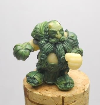 The exclusive miniature made for the Kickstarter pledgers!