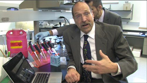 On the cutting edge of medical Cannabis research - Dr. Robert Melamede  - Professor and Head of Cannabis Science Inc.
