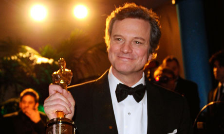 Playmaker Star, Colin Firth