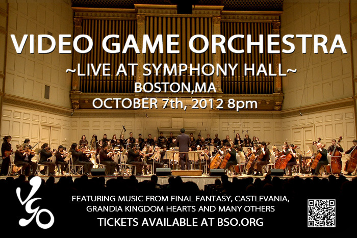 ~Live at Symphony Hall~ October 7th