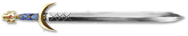 Concept drawing for real-life Sword of Fargoal — actual Sword will be even cooler!