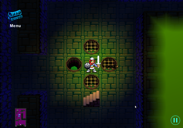 Yes, there will even be Sewer levels in Sword of Fargoal 2. Yuck! and cool!!