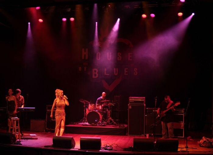 House of Blues, September 13th 2012