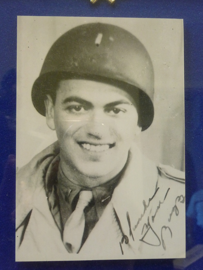 1st Lieutenant Basil Antonelli