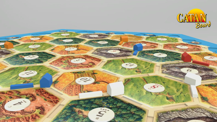 Perfectly sized spaces for hexes and roads
