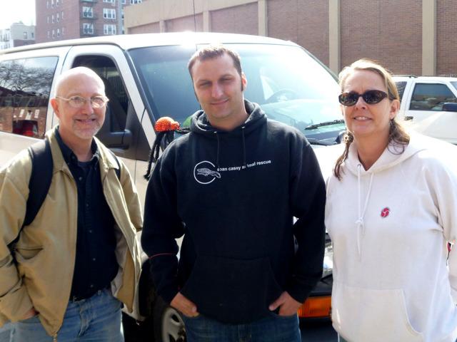 David G. Klein, Sean Casey, Virginia Cahill