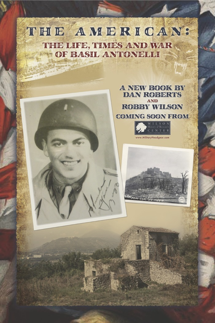 The American: The Life, Times, and War of Basil Antonelli