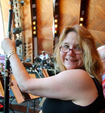 Barbara LaFitte, English horn