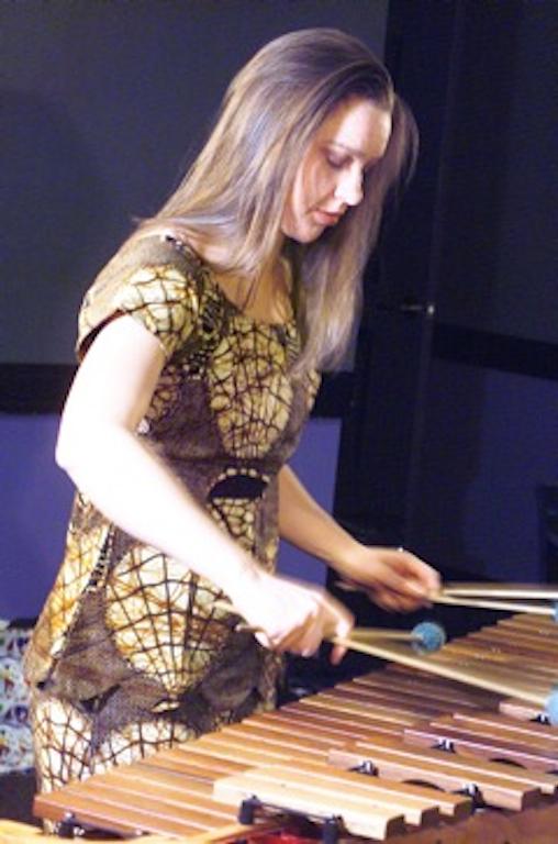 Winnie Dahlgren, percussion