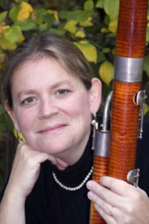 Margaret Phillips, bassoon