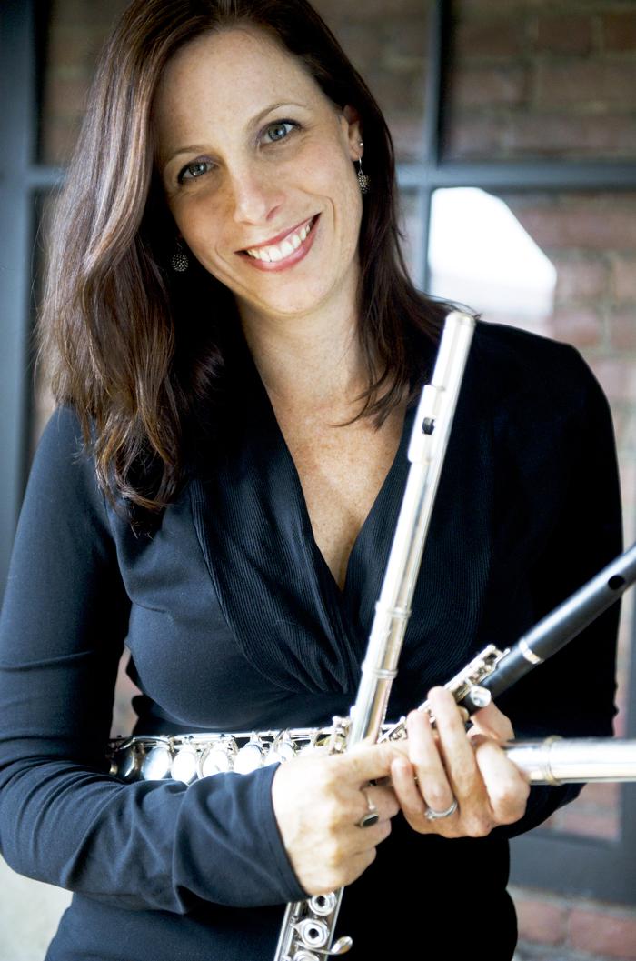 Sarah Brady, alto flute