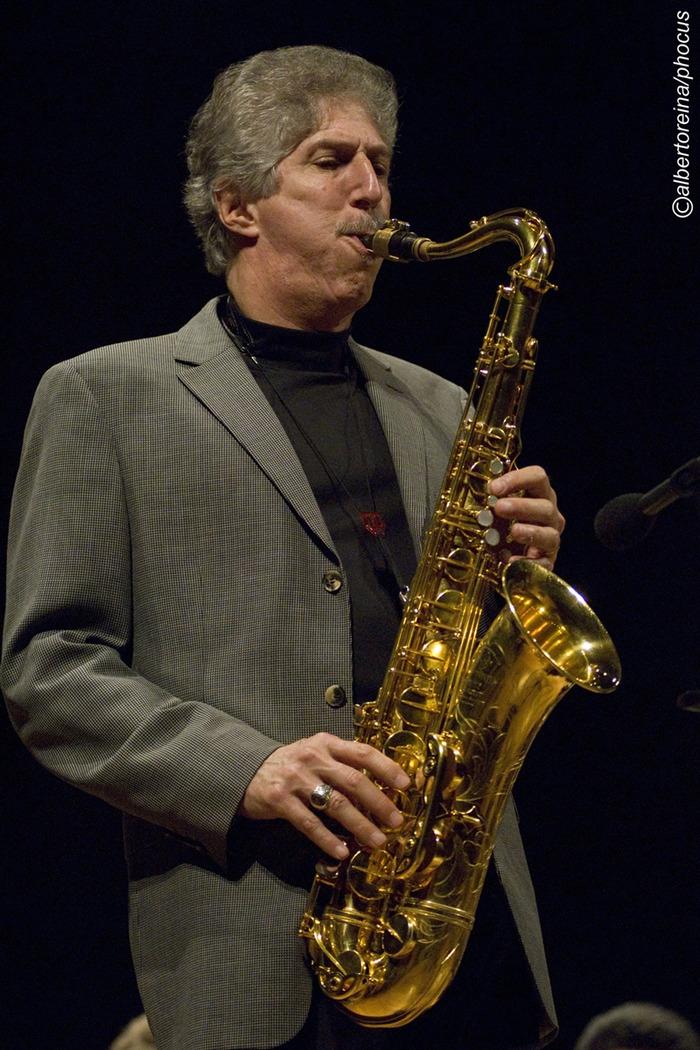 Bob Mintzer, tenor sax