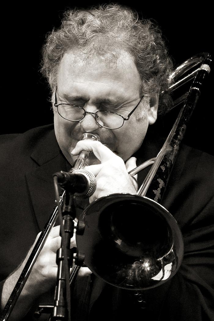 Bob McChesney, trombone