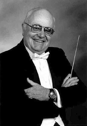 Maestro William Whitson founded PACO in 1966.